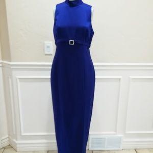 Night by Liz Claiborne blue formal dress